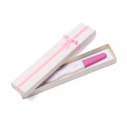 Test nosečnosti z darilno škatlo (rdeča)