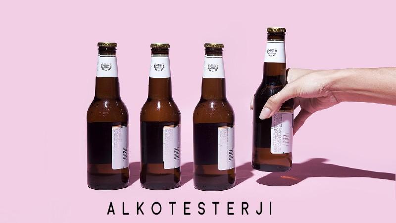 Alkotest sline in test vsebnosti alkohola v materinem mleku!